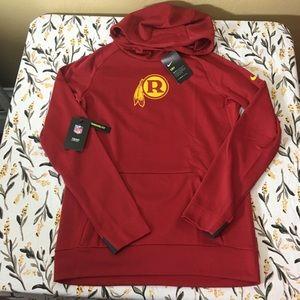 Men's Nike Dri-Fit Washington Redskins Hoodie